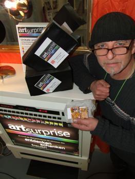 Zigarettenautomat Hacken