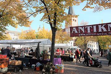 Antikmarkt Siegburg