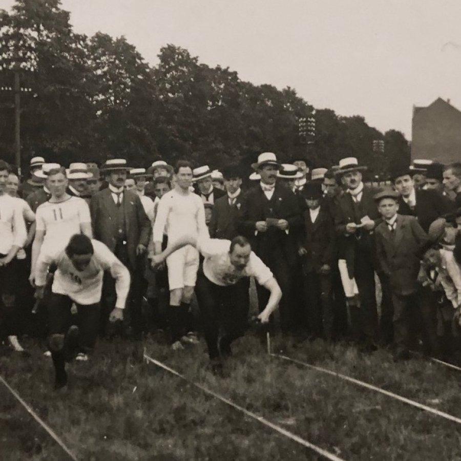 Sport in Siegburg (1912)