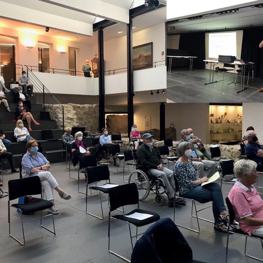 Jahreshauptversammlung im Museum