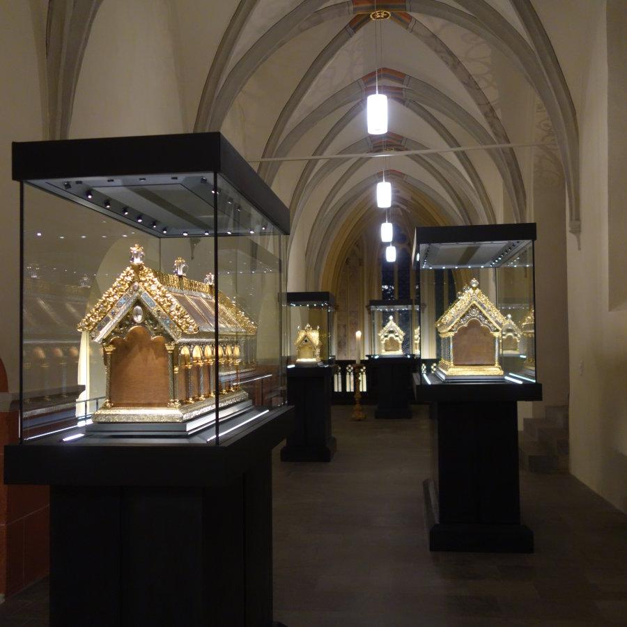 Schatzkammer St. Servatius