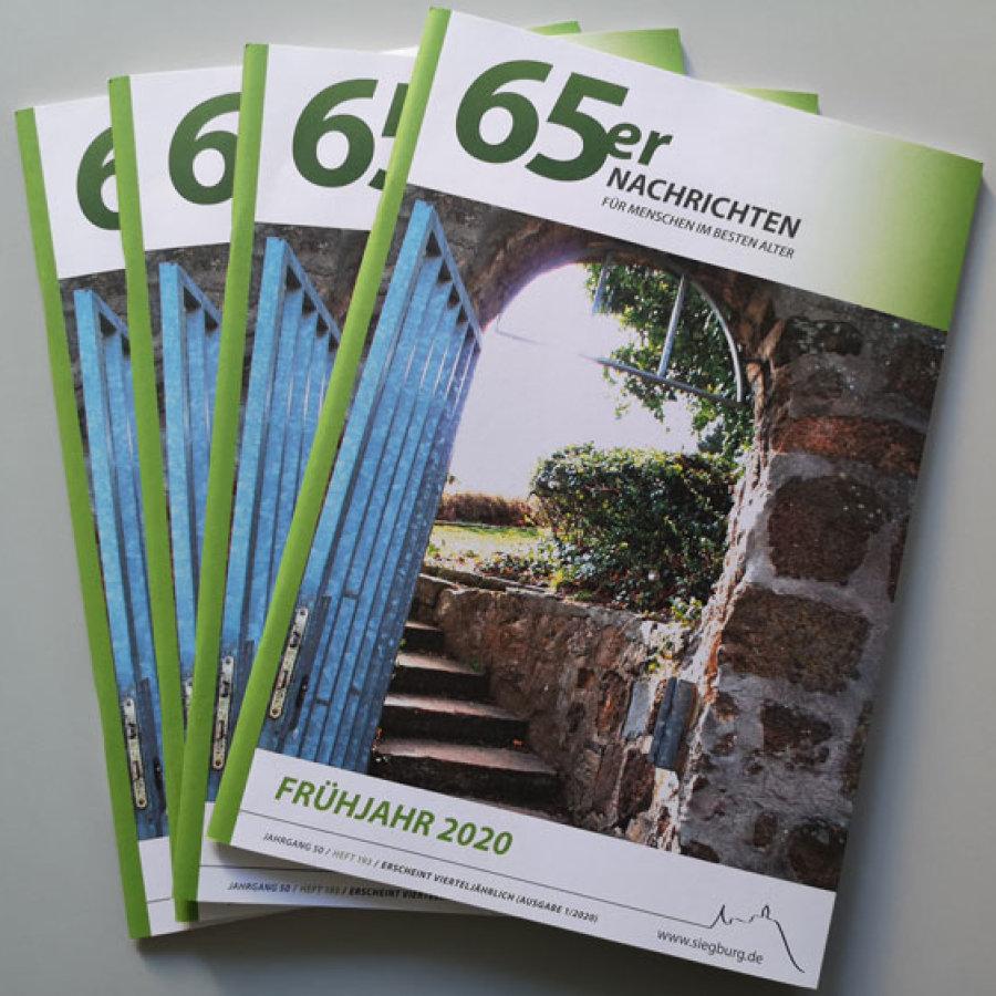 65er-Nachrichten