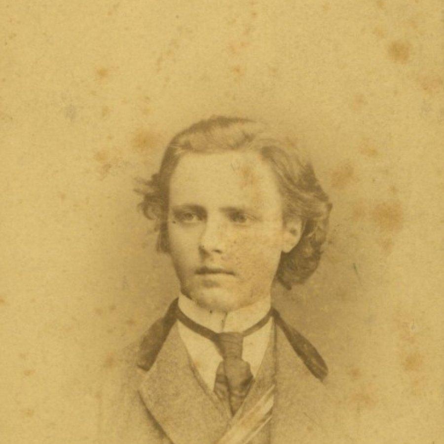 Am 1. September 1854 erblickte Engelbert Humperdinck um 12 Uhr mittags in Siegburg das Licht der Welt.