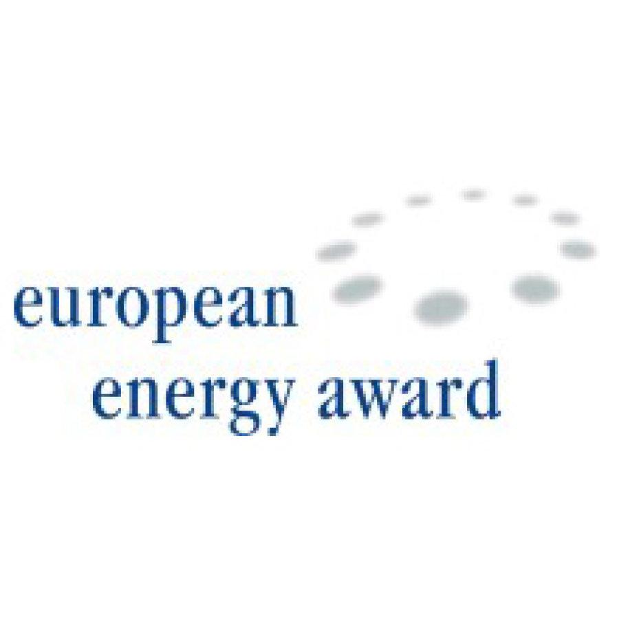 Das Bild zeigt das Logo vom Logo vom European Energy Award