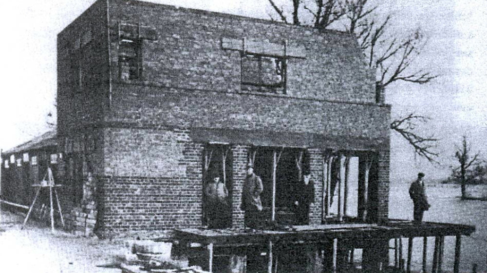 Ruderhaus 1928