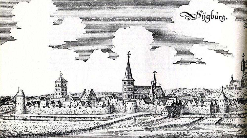 Altes Rathaus - Siegburg-Stich
