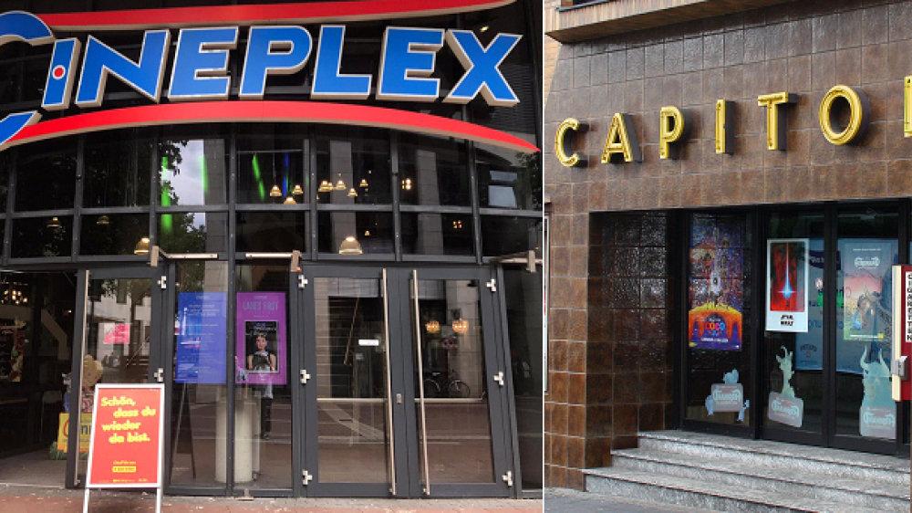 Kinos Cineplex-Capitol