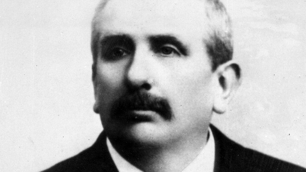 Siegburgs Bürgermeister Spilles (1840-1899), amtierte von 1873 bis zum Tode