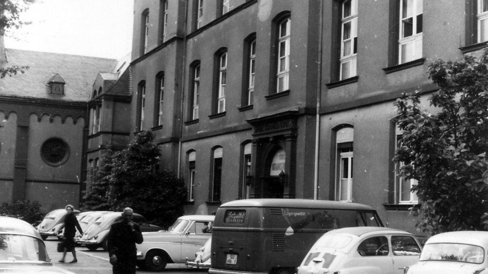 Krankenhaus 1960er Jahre