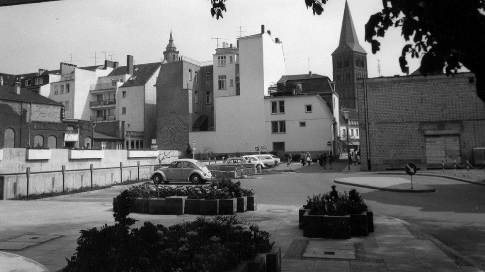 Friedensplatz 1970