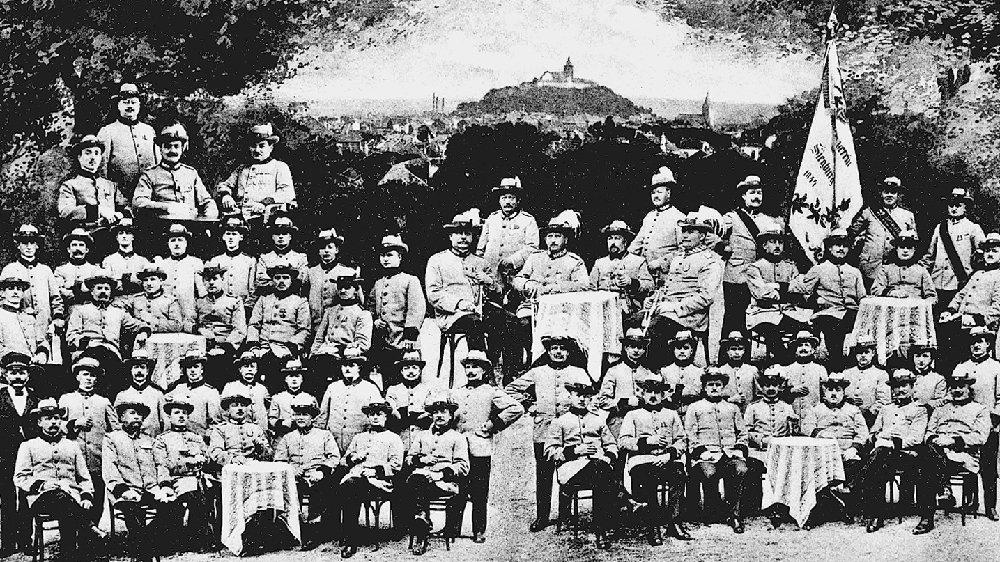 Schützen 1914