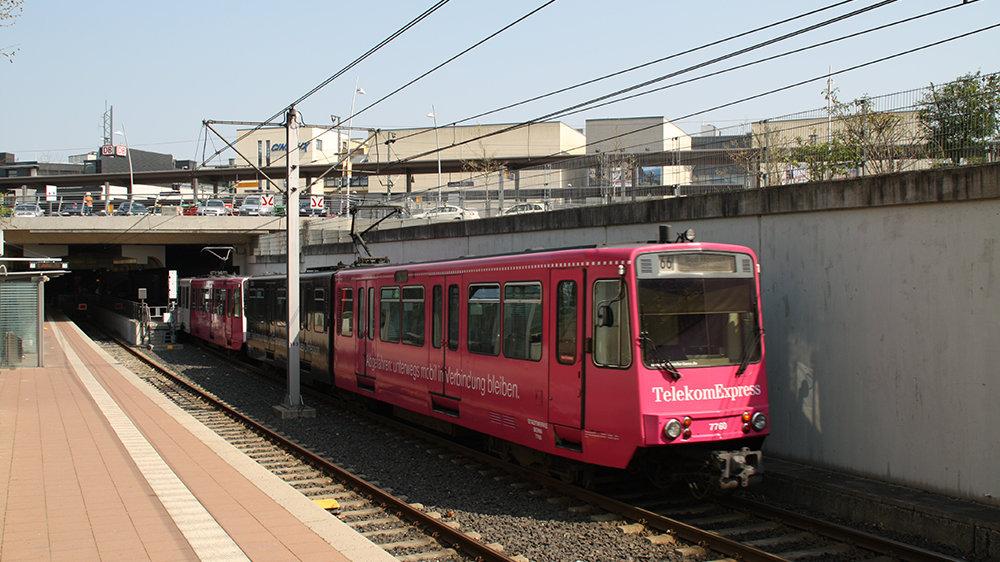 Straßenbahn Linie 66