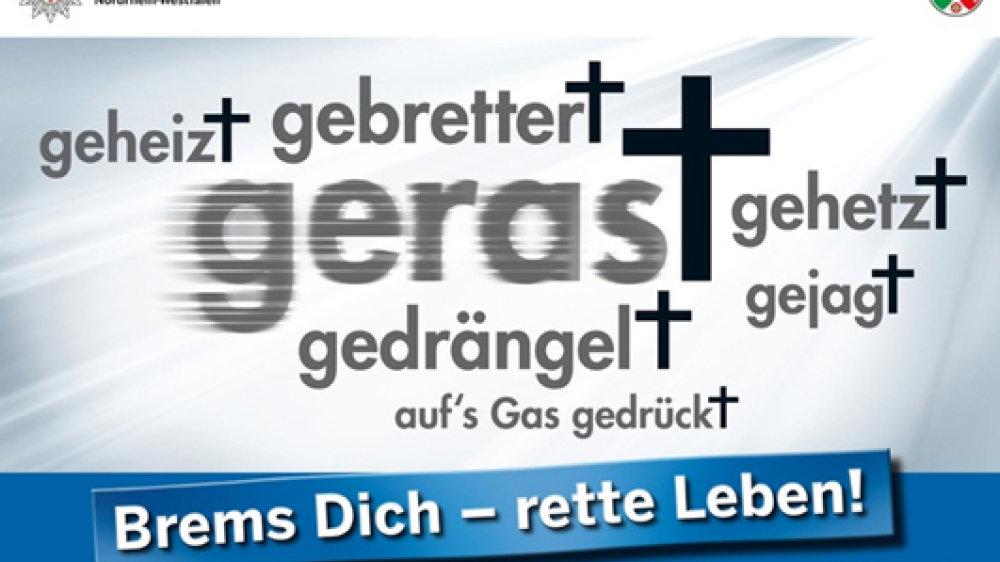 Logo-Geschwindigkeitskontrollen