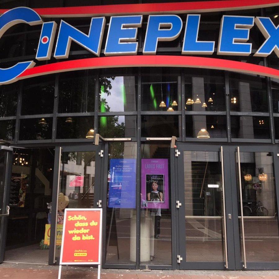Cineplex In Siegburg