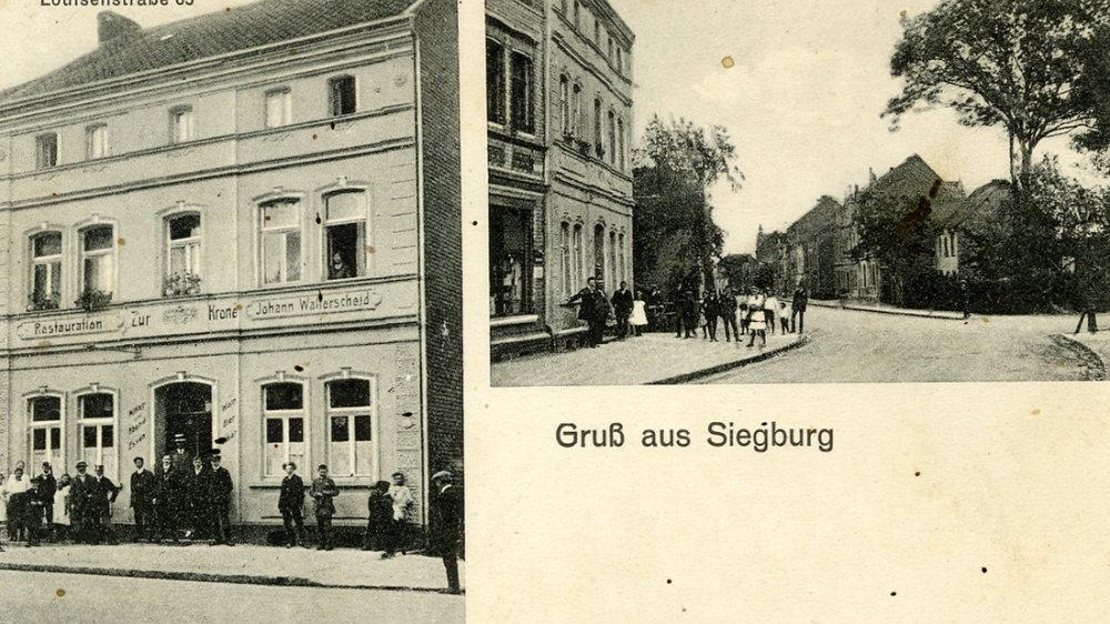 Gasthof Krone, Luisenstraße 65