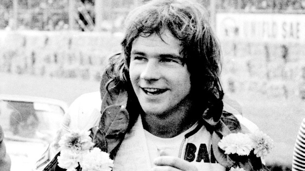 Barry Sheene 1975