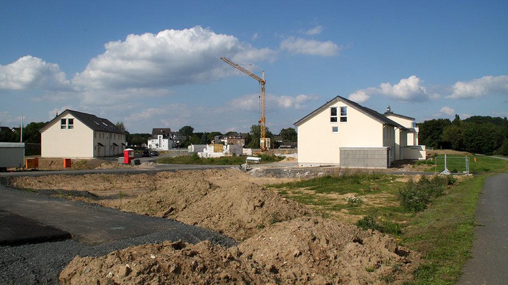 """Das ehemalige """"Garski-Gelände"""" auf dem Deichhaus"""