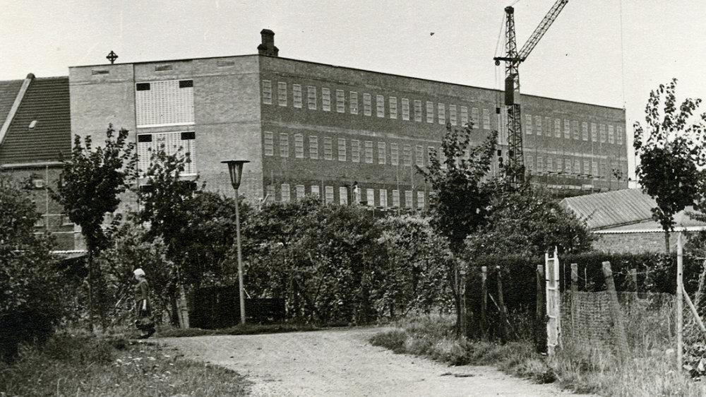 JVA-Erweiterung 1963