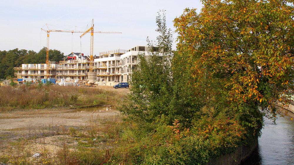 "Baustelle ""Mühlengrabenquartier"" 2015"