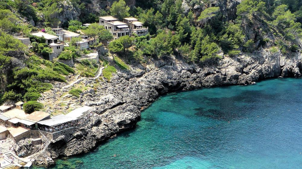 Spanische Küste
