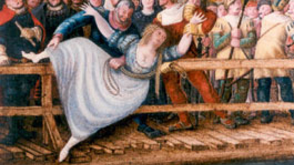 Der Tod von Agnes Bernauer 1435