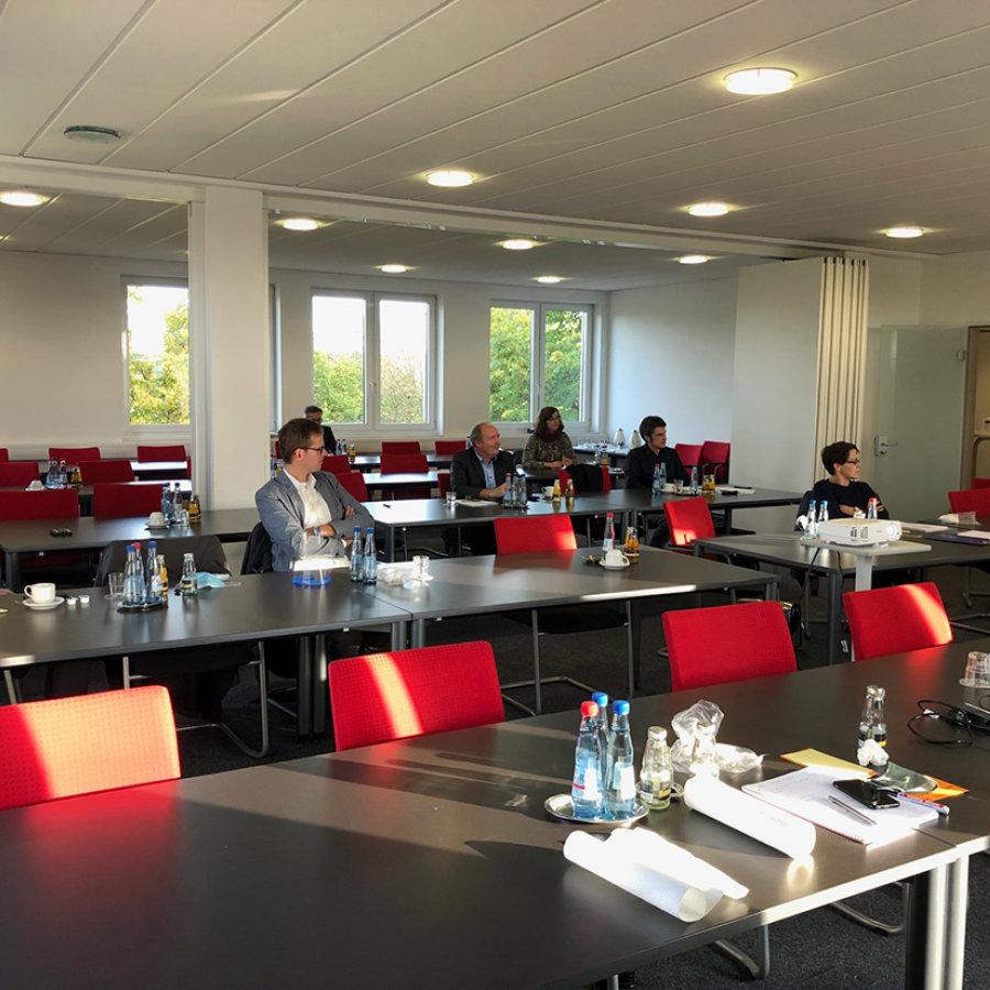 Workshop der Wirtschaftsförderungen