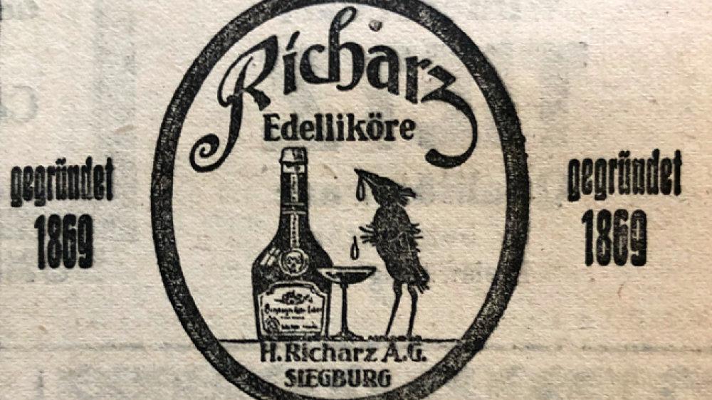 "Spirituosenfabrik ""Richarz"""