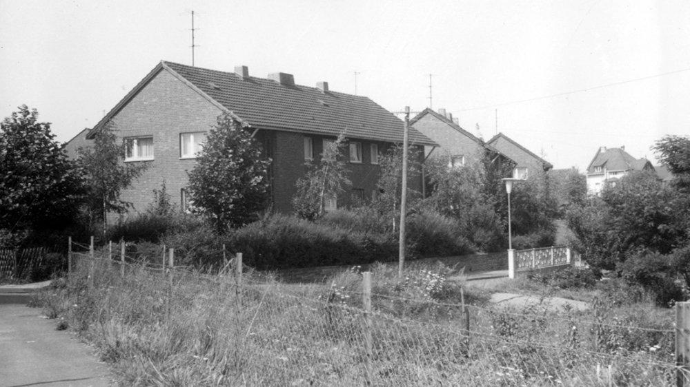 Belgische Siedlung 1965