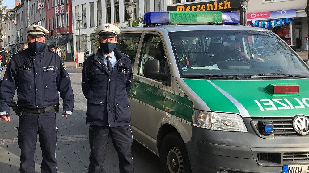 Polizei-Sicherheitstag
