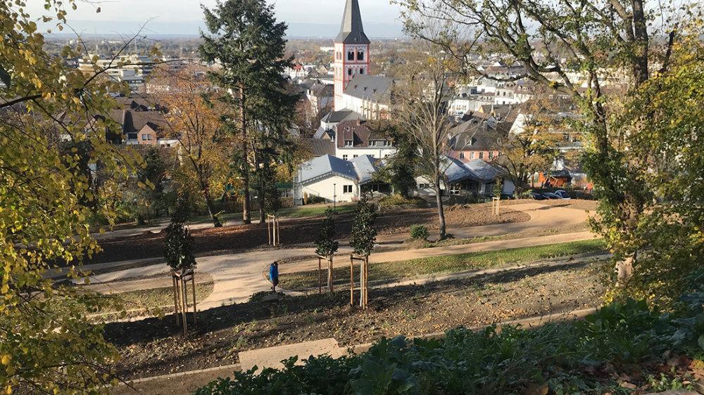 Terrassengarten am Michaelsberg