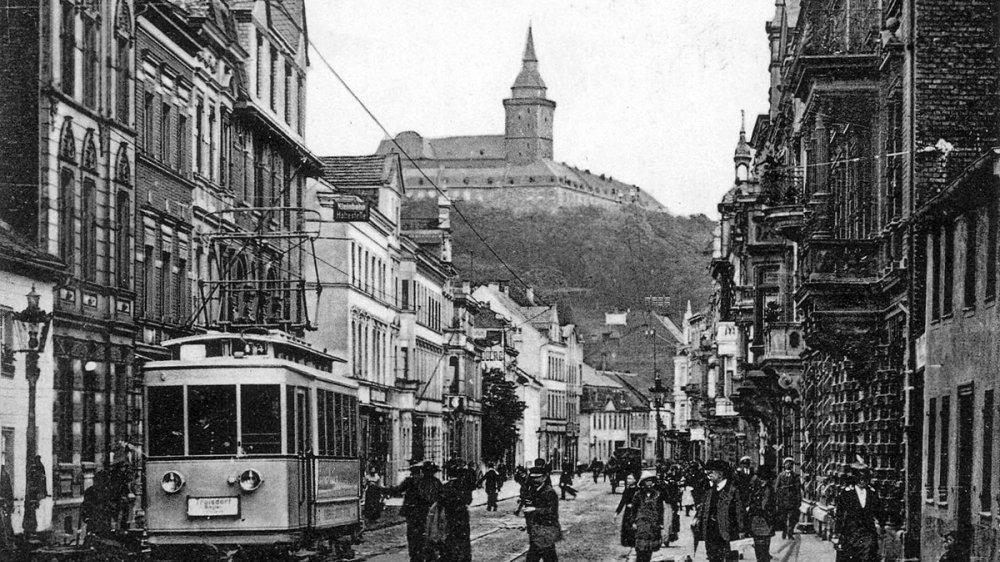 Die Tram - Kleinbahn Siegburg-Zündorf um 1925