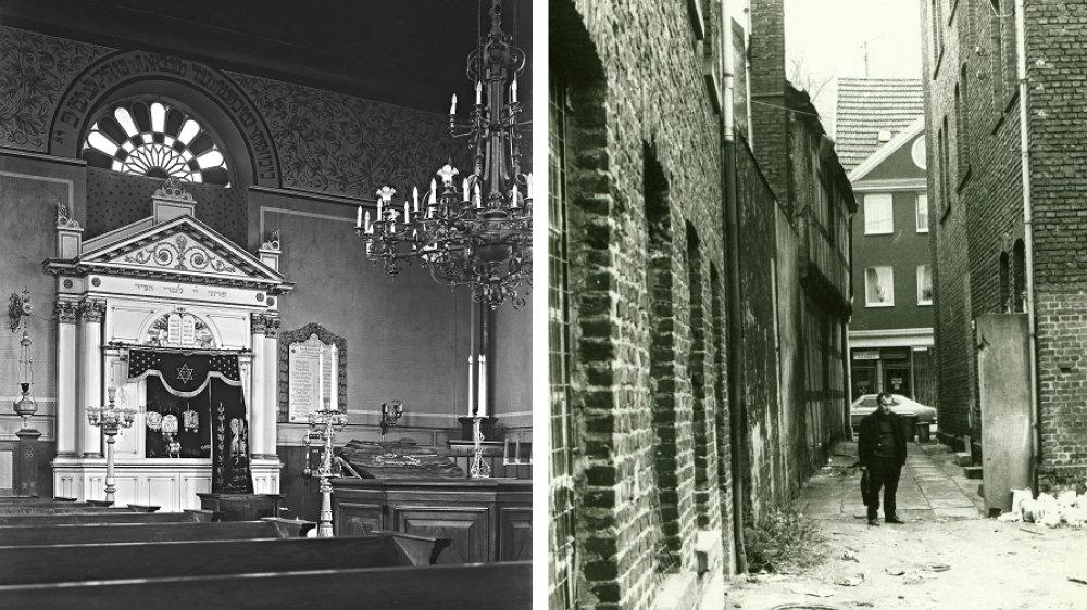 Synagoge und Synagogengasse