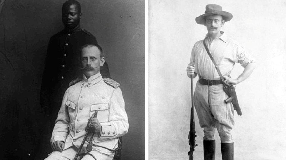 Carl Peters, Kolonialist und Killer