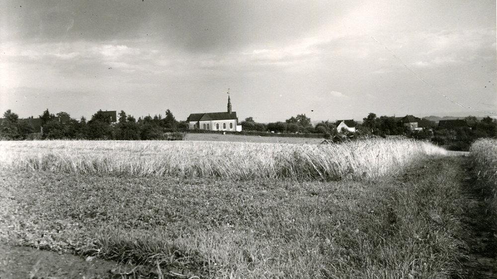 Braschoß in den 1950er Jahren