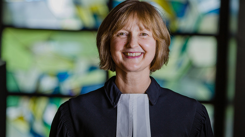 Almut van Niekerk, Superintendentin