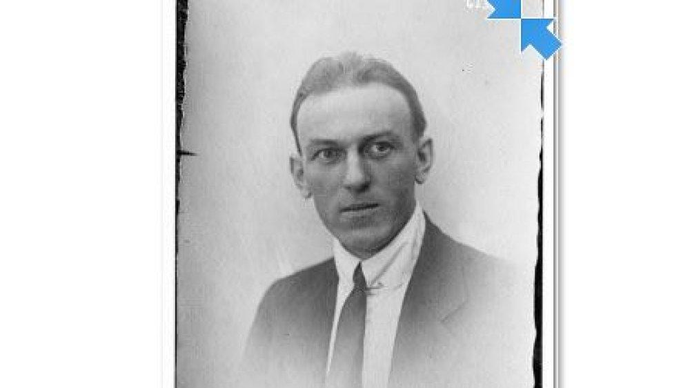 Wendelin Thomas 1921