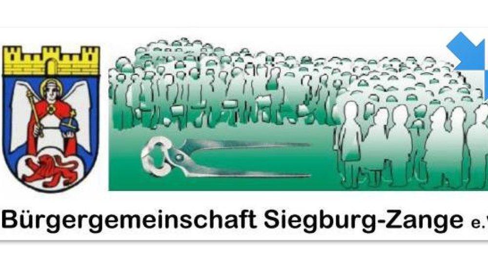 Logo Bürgergemeinschaft Siegburg-Zange