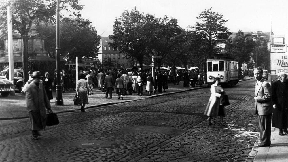 Markt 1955