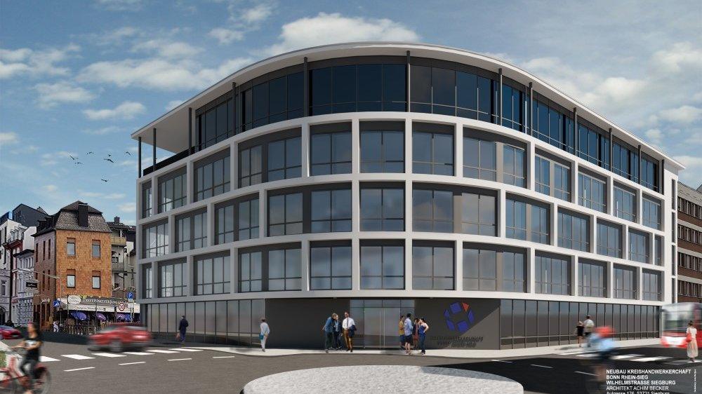 Kreishandwerkerschaft - Neubau