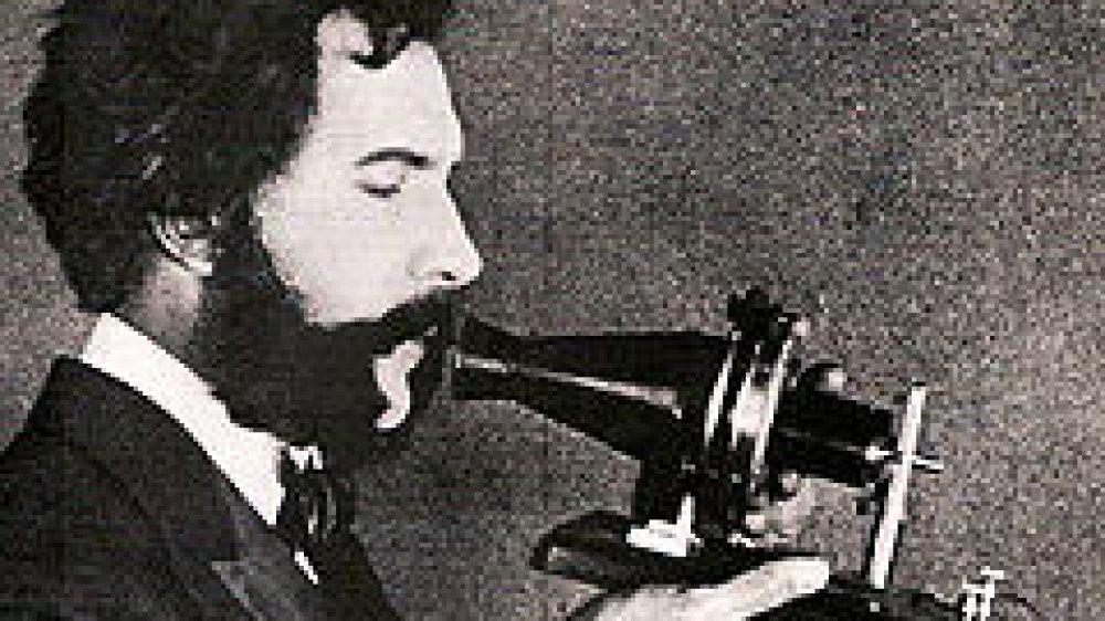 Der Schotte Graham Bell