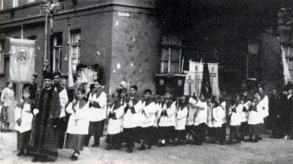 Prozession 1947