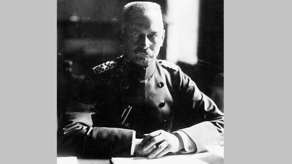 Erich von Falkenhain, 1913