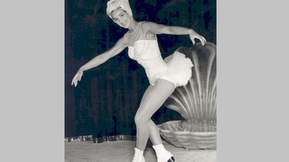 Eva Pawlik, Vize-Olympiasiegerin 1948