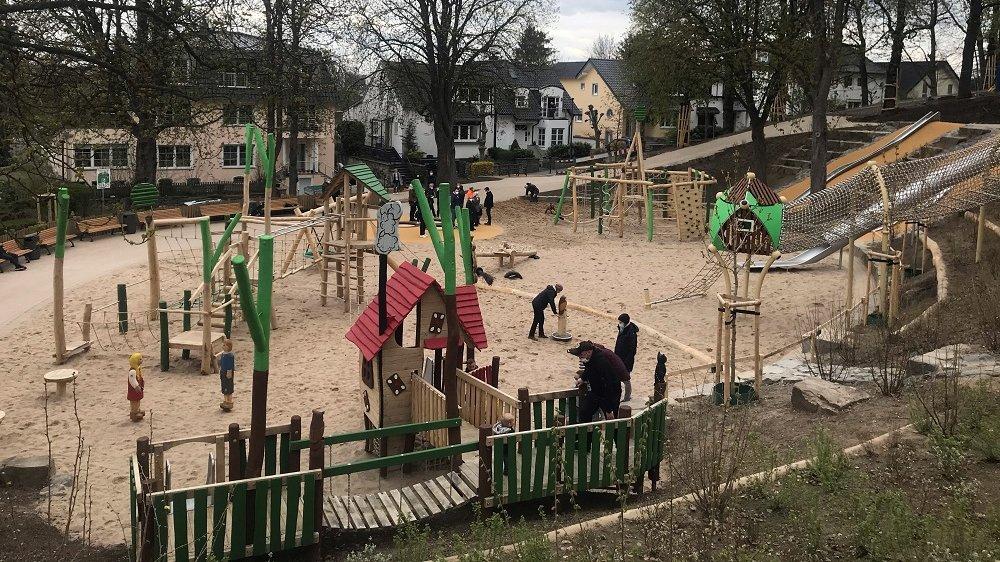 Spielplatz am Michaelsberg