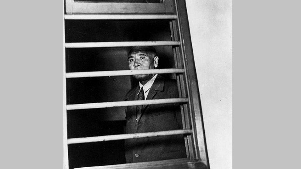 Homma Masaharu in der Haft, 1946