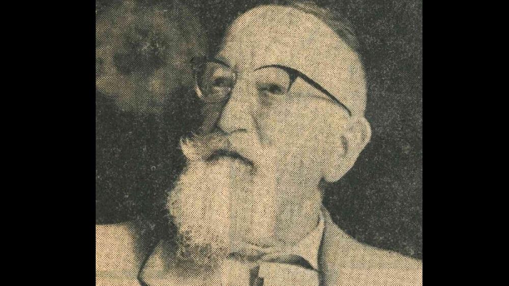 Portrait Fritz Schulte
