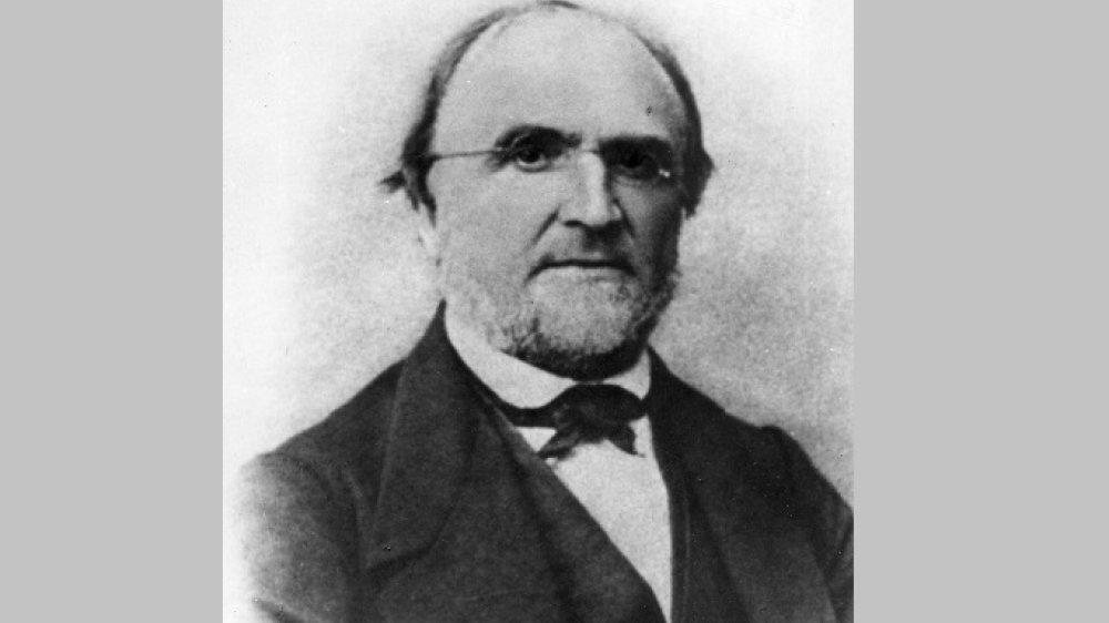 Gerhard Brambach (1805-1881), Lateinlehrer und Siegburger Bürgermeister von 1851 bis 1873