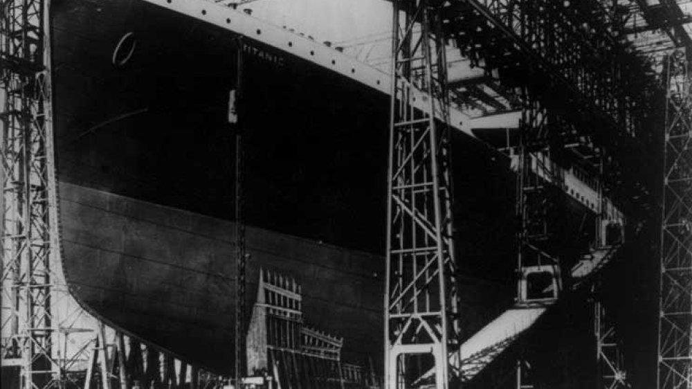 """Die """"Titanic"""" 1911"""