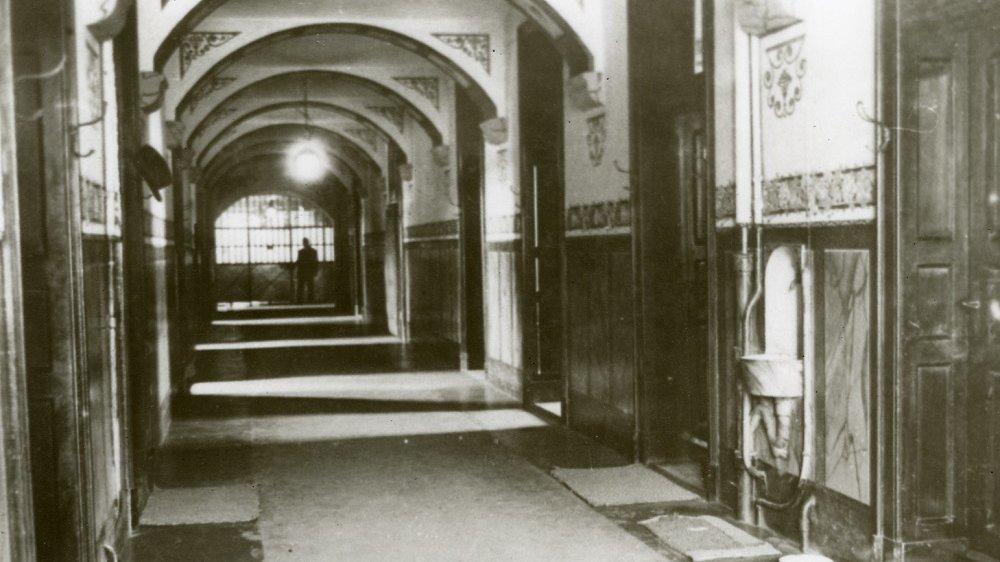 Zuchthaus Brückberg 1920