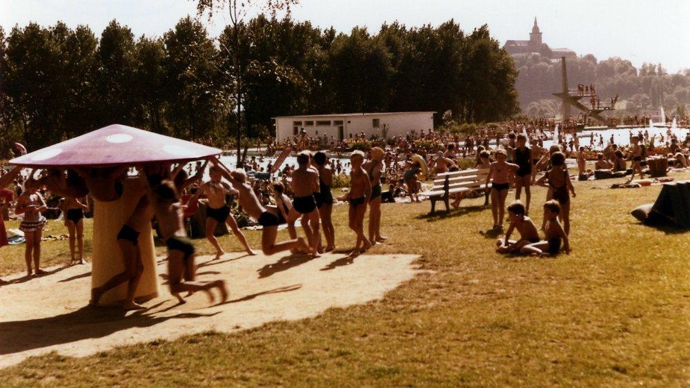 Freibad 1966